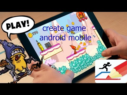 How to make a game for your android mobile | TAMIL