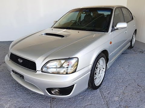 Twin Turbo Subaru Liberty B4 Manual 2001 Review For Sale