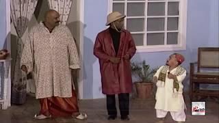 Best of Kodu, Amanat Chan, Goga Ji & Jawad Wasim - PAKISTANI STAGE DRAMA FULL COMEDY CLIP