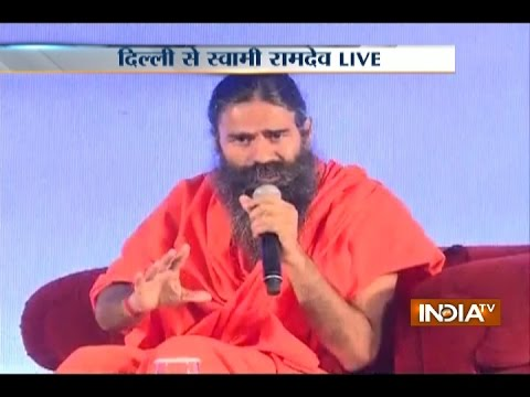 Baba Ramdev Valuable Advice to Avoid Heart Related Disease