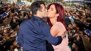 Salman Khan FLlRTING Katrina Kaif in Publicly at Media Press Conference | Memorable Moments Together