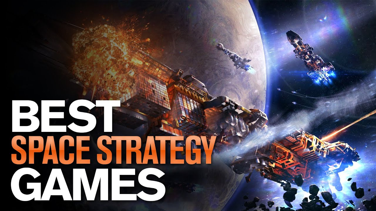 The Best Space Strategy Games on PS, XBOX, PC