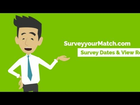How dating survey system works - Survey Your Match