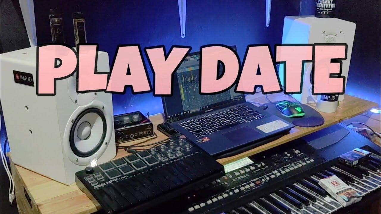 DJ PLAY DATE angklung remix tik tok (slow remix Kolintang) by imp