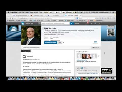 Simple LinkedIn profile trick to improve Google SEO rank