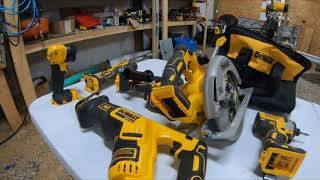 WATCH THIS BEORE YOU BUY THE DEWALT 20V MAX XR Brushless Combo Kit, Premium 6-Tool (DCK694P2)