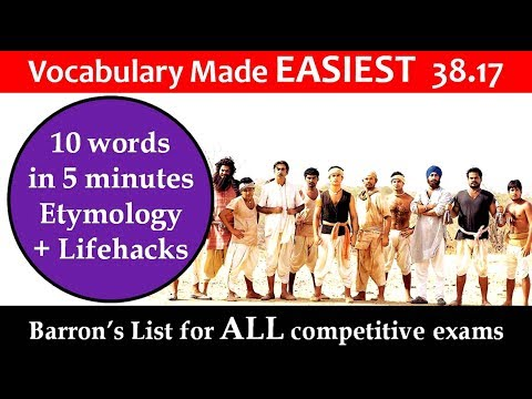 vocabulary made EASIEST 38 17 learn etymology by puneet biseria in hindi