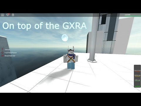 Roblox: How to get on top of the GXRA building - Mirror's Edge: Shadows of November (UPDATE LIVE!) -