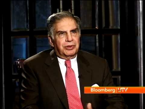 Ratan Tata speaks about corruption in corporate India