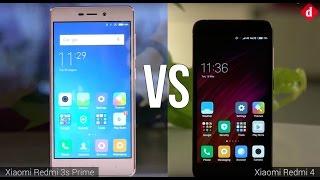 Xiaomi Redmi 4 Vs Xiaomi Redmi 3s Prime | Digit.in