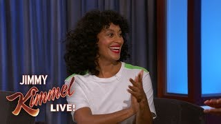 Tracee Ellis Ross on Her Mom Diana & Hosting the AMAs