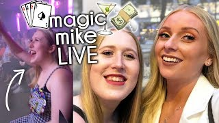 21st BIRTHDAY SURPRISE! 🎉 homey vlog & MAGIC MIKE LIVE!