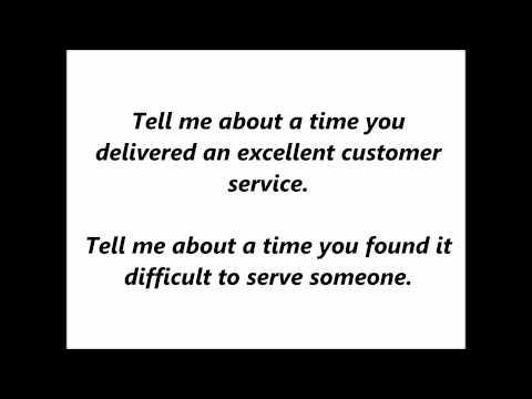 Restaurant Interview Questions