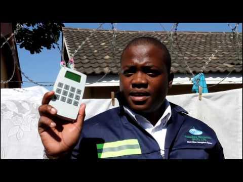 How pre-paid water meters work