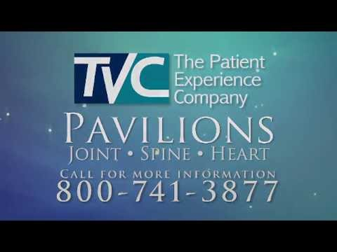 TVC's Pavilions Program | Attract New Joint, Spine & Heart Patients to Your Hospital