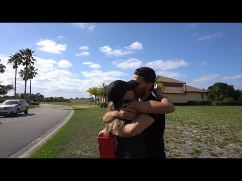 Wife Shocked When Husband Surprises Her With Land To Build Dream House