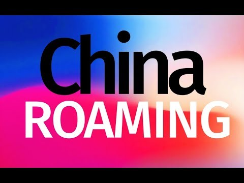 How to Roam in China - LTE network in China - use your current provider to roam