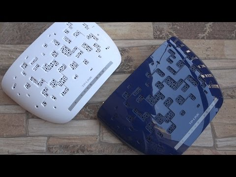 TP-Link W8960N Wireless Router - Unboxing & How to Setup