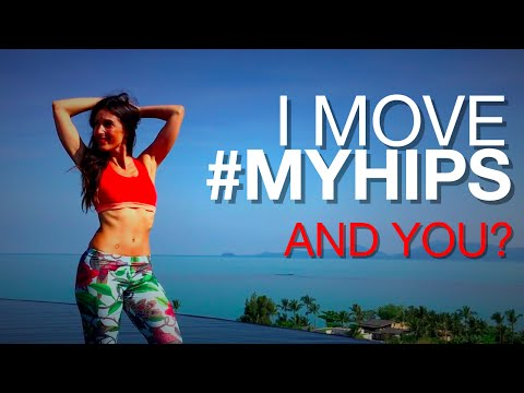 How To Increase Hips & Reduce Your Waist | Workout W Retreat Koh Samui, Thailand