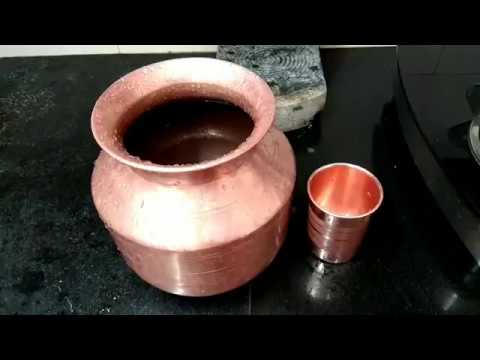 Health benefits of copper vessel|benefits of drinking water from copper vessel|health tips