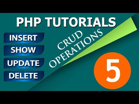 How to Update data in database using PHP MySQL | PHP Tutorials in Hindi
