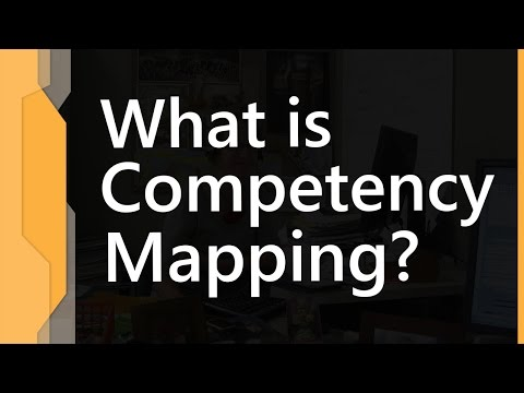 What is Competency Mapping Meaning Definition Explained | Education Terms || SimplyInfo.net