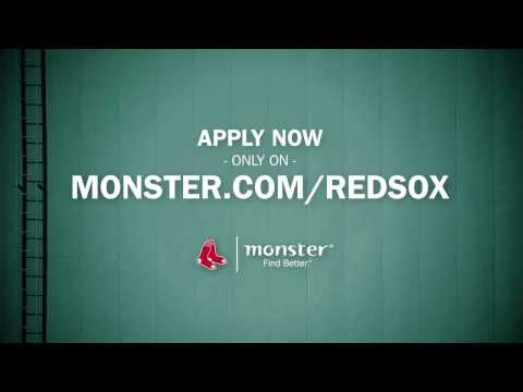 Cool Jobs: Monster.com and the Red Sox team up