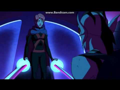 Miss Martian and Lagoon Boy Break Up YJ