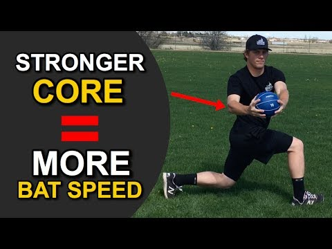 Increase Your Bat Speed With These 5 Explosive Core Exercises!