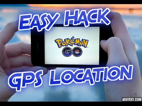 Pokemon Go Easy GPS Location hack [First In Net][Root]