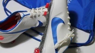 Unboxing: Nike Mercurial Vapor VIII - Sail/Red - blau/weiß - TrickshowSU