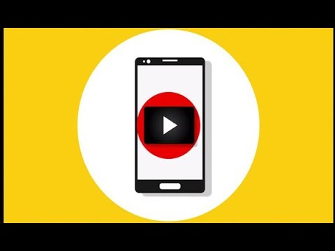 Free Mobile Intro Templete No Text 2D