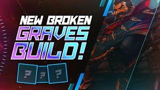 I FOUND THE NEW BROKEN GRAVES BUILD!   League of Legends