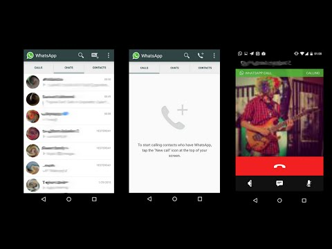 | NEW | Enable WhatsApp Calling Feature For Free In Android | ios | Windows | India And Others ✔