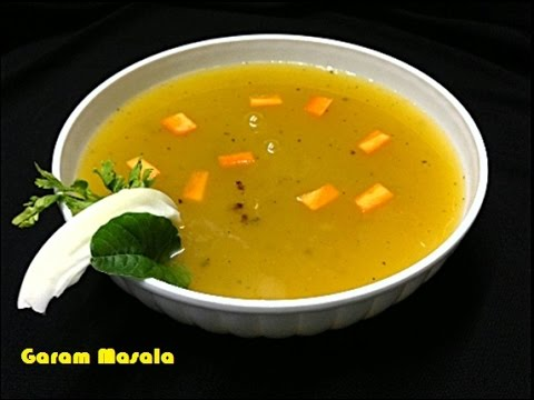 Vegetable Soup / Healthy and easy