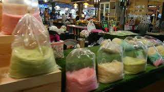 Food Villa 曼谷更地道的一個食物市場