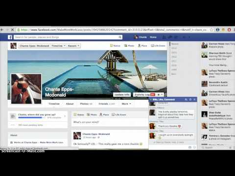 How To Copy A URL Link From a Facebook Ad, Event and Picture
