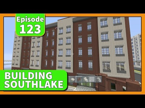 ONE OF MY FAVORITE BUILDINGS!! Building Southlake City episode 123