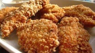 طريقة عمل صدور الدجاج في الفرن بطعم مقرمش و رائع  وصفة للدايت