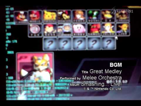 Super Smash Brothers Melee on Dolphin | KG&AVS™