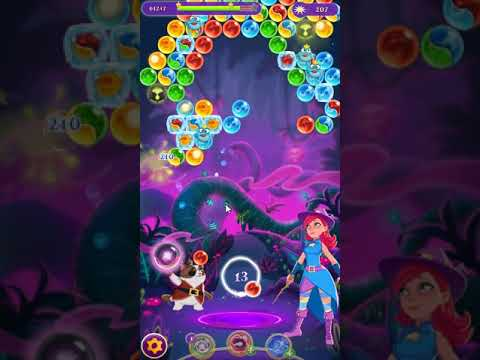 Bubble Witch Saga 3   LEVEL 763
