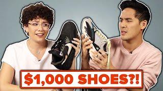 Non-Sneakerheads Guess Sneaker Prices