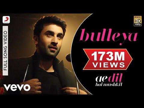 Xxx Mp4 Bulleya Full Song Ae Dil Hai Mushkil Ranbir Aishwarya 3gp Sex