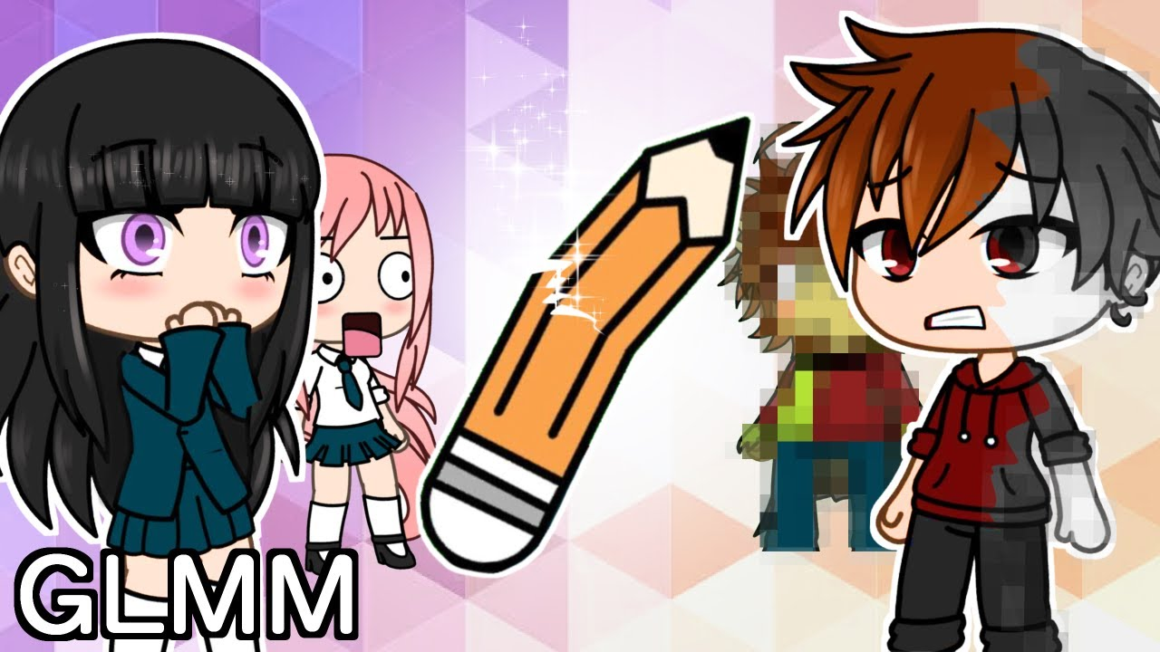 My Drawing Came To Life Again?! | Gacha Life Mini Movie (Part 2)