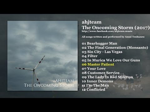 ahjteam - The Oncoming Storm (2017) Full Album