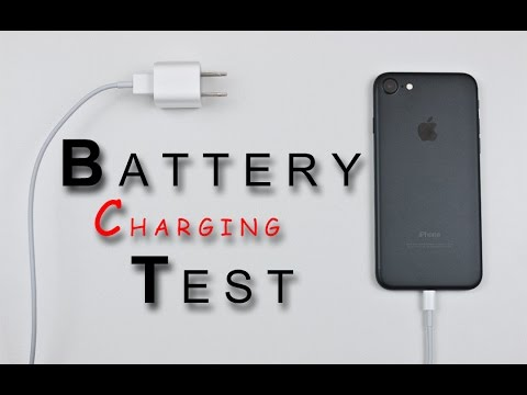 iPhone 7 - Battery Charging & Heat Test Review! (while powered on)