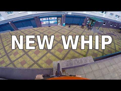 Ali Clarkson Vlog 13 - New Whip