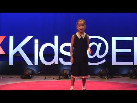 Take Action to Keep the Earth Clean | Bella Lawson | TEDxKids@ElCajon