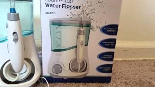 Sterline Counter Top Water Flosser