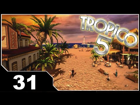 Tropico 5 - Get-Rich-Quick, Making The Money